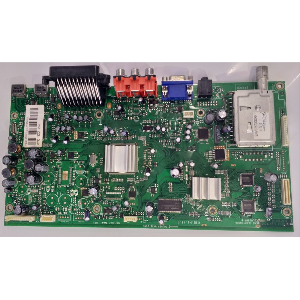 XLU190R-8, XYC NZZ, ARÇELİK TV102-601 B2HD SP LCD TV, ANAKART