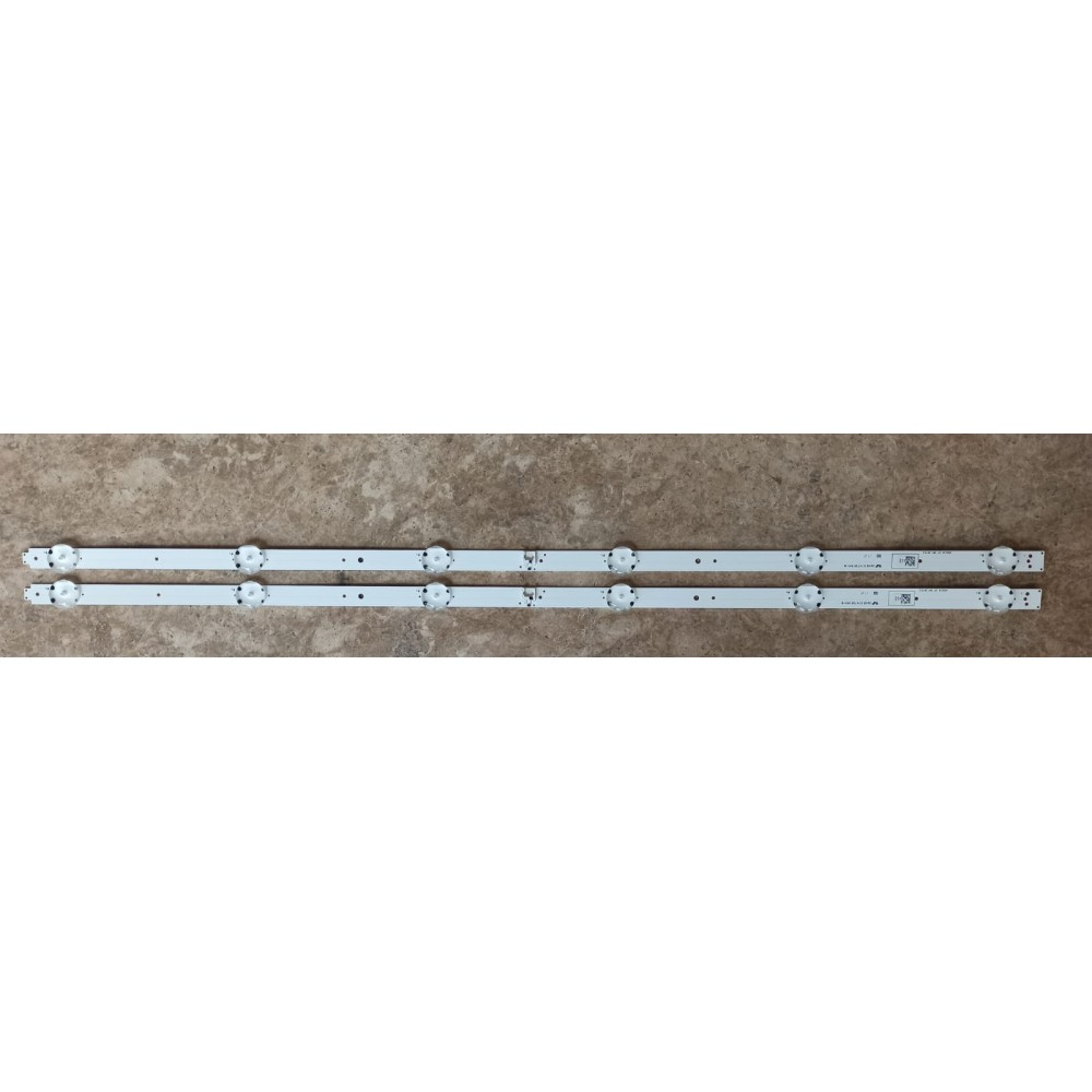 "ARCELIK 32"" DRT_REV0.2, ZVC65600-AA , ARÇELİK 32LE6730 BP, HV320FHB-N00, Led Backligth Strip, Led Cubuk"