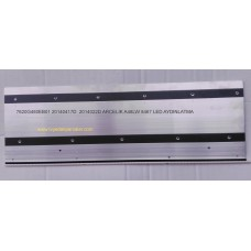 7620G480EB01, 20140417D, 2014022D, LED ARKA AYDINLATMA, ARÇELİK A48 LW 8467 , Led Bar