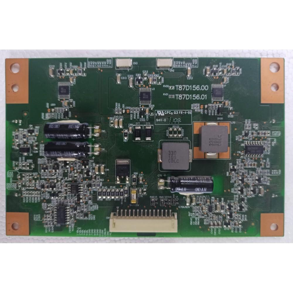T87D156.01,T87D156.00, 27-D056296, LG 32LV2500-ZA, Chi Mei, Led Driver Board
