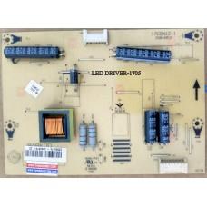 17CON12-1 17CON12-1, 23042474, 26915742, 25042012, LC420EUF-FEP1, VESTEL  - Led Driver Board