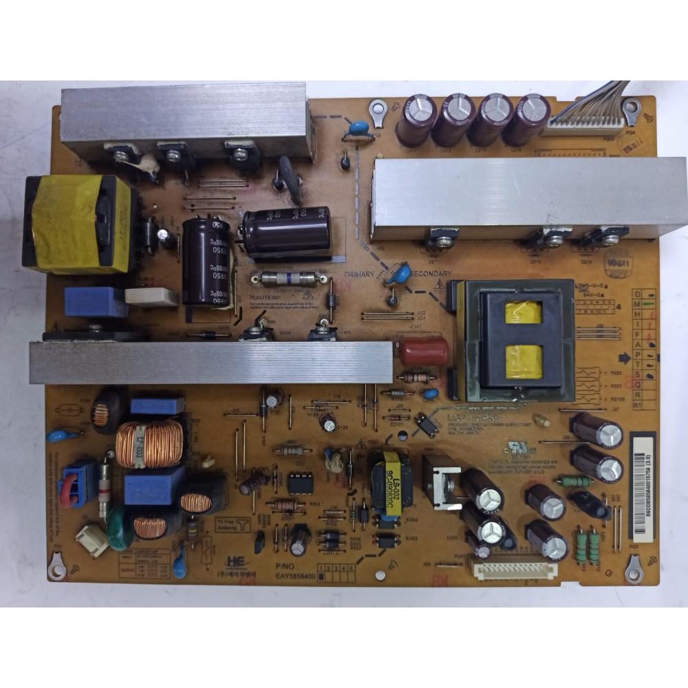 EAY5858400, EAY58584001, 81280M4001, LGP4247-09P, LG 47LH3000-ZA, POWER BOARD