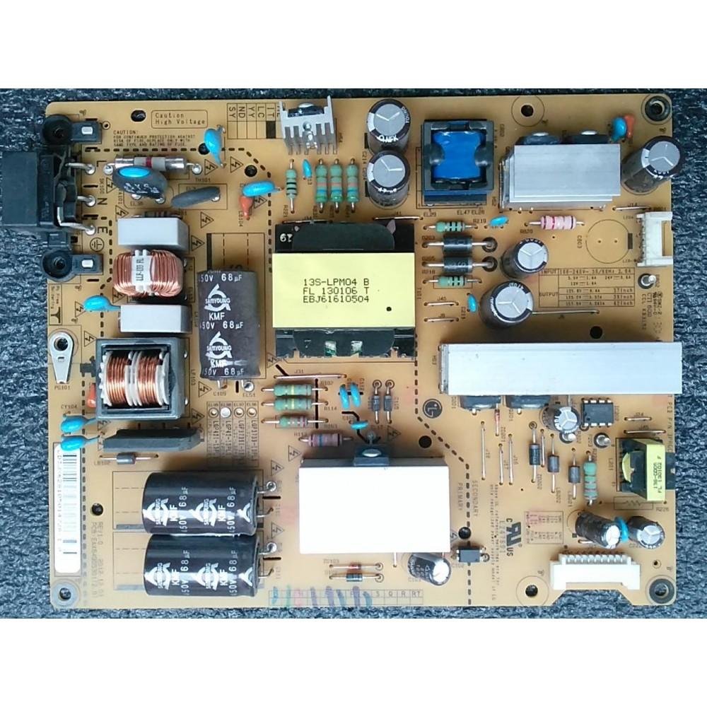 EAX64905301 , 2.3 , REV3.0 , LGP42-13PL1 , BESLEME , LG POWER BOARD