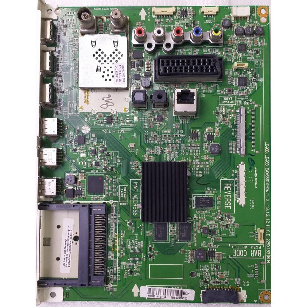 EAX65610904 (1.0), EBR78436001, EBT62985320, LG 50LB582V, 50LB582, Ana Kart