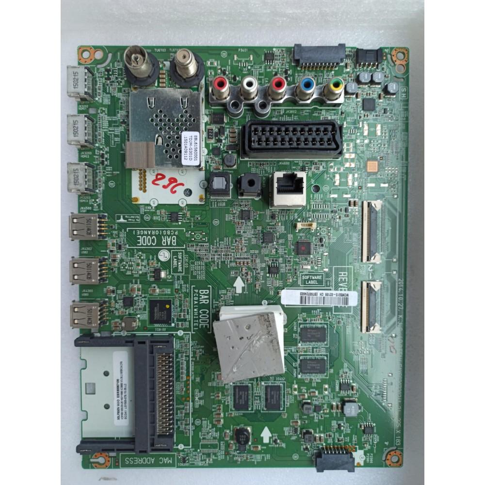 EAX66207203(1.0), EBT63724603, EBR80067109, 50LF650V, MAIN BOARD, LG ANAKART