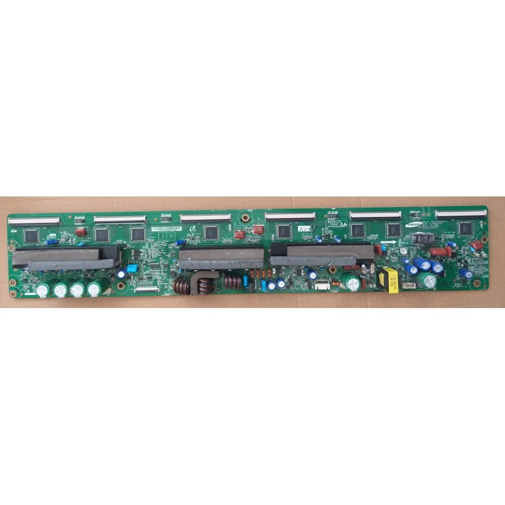 LJ41-10314A, LJ92-01940A, 51FH Y-SUS 2LAYER,  YSUS Board, Y-Sustain, Samsung, S51AX-YE01, S51AX-YB02, Samsung PS51F4900AW , Y-Main Board