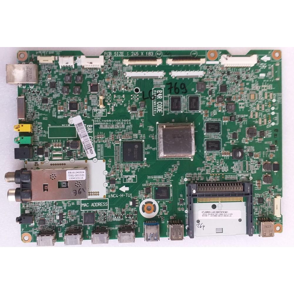 EAX65040104 , -1.1 , EBL61240504 , EBR76761901  LG , 47LA860V , LGD , MAİN BOAR , ANA KART