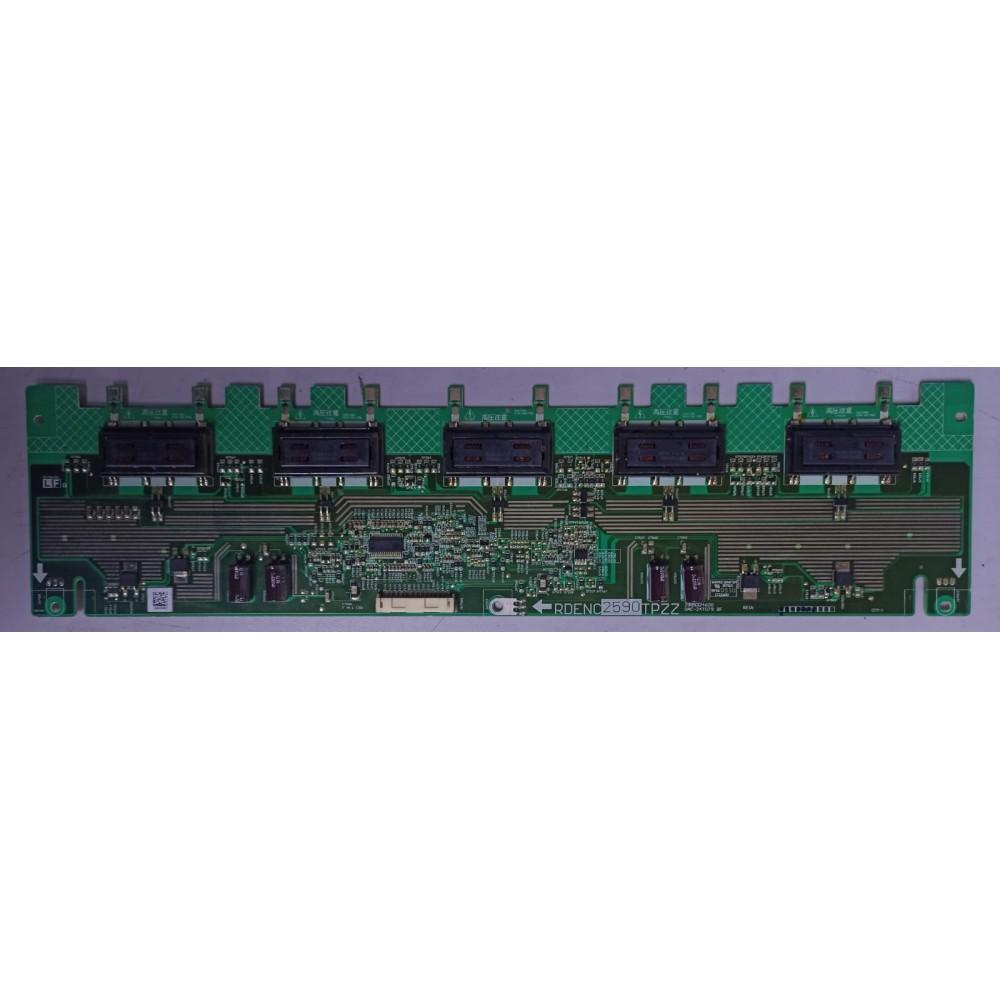 RDENC2590TPZZ, 2995324600, DAC-24T079 BF, LK315T3LA57, LG 32LD320-ZA, 32LH2000, 32LG2100-ZA, SHARP PANEL İNVERTER BOARD