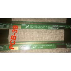 11Y400HFSR4LV0.3,RIGT-LEFT,LED PANEL, PCB BOARD
