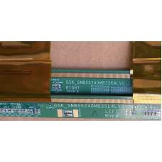 GSK-SNB55240MB3SL4LV0.1 GSK-SNB55240MB3SR4LV0.1 LCD Panel PCB