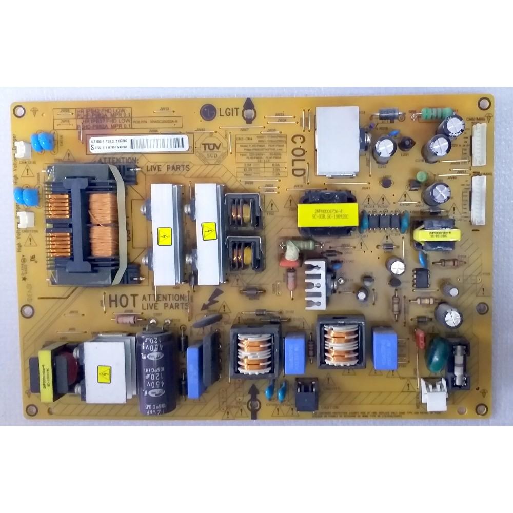 PLHD-P982A PLHF-P983A , HRIP37, PHILIPS 37PFL5405/12 BESLEME KARTI