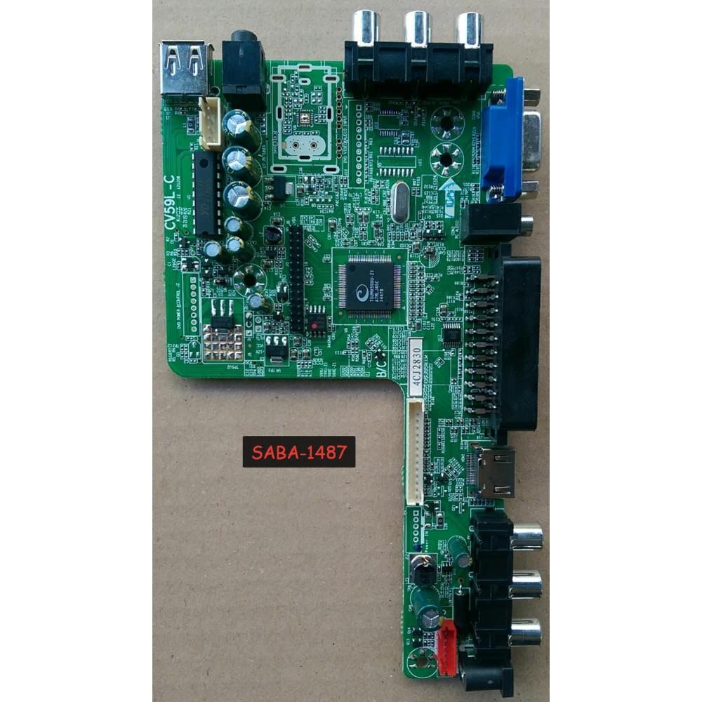CV59L-C, T1411-24K, 890.JRA-CV59LC12-15H, T215HVN01.0, Sunny SN0215LEDCV59L-UFM, Main Board