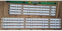 S_5J63_40_FL_R4_REV1.7_150108_LM41-00117M, S_5J63_40_FL_L5_REV1.7_150108_LM41-00117N, BN96-34783A, BN96-34784A, CY-WJ040CGLV1H, SAMSUNG UE40J6370SUXTK, Led Backligth Strip, Led Bar