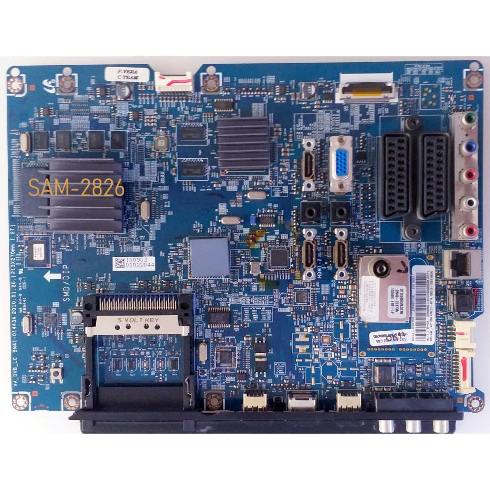 BN94-02625K, BN94-02625L, BN94-02747E, BN41-01443A, C650, ANA KART, MAİN BOARD