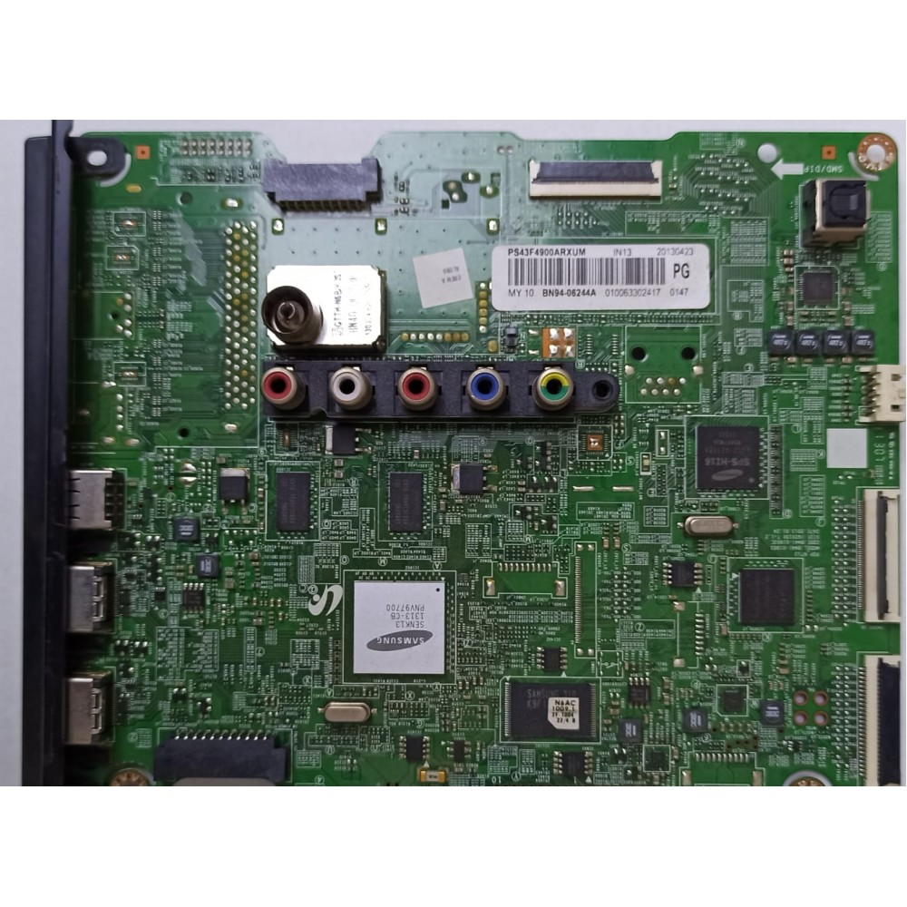 BN94-06244A, PLAZMA MAIN BOARD