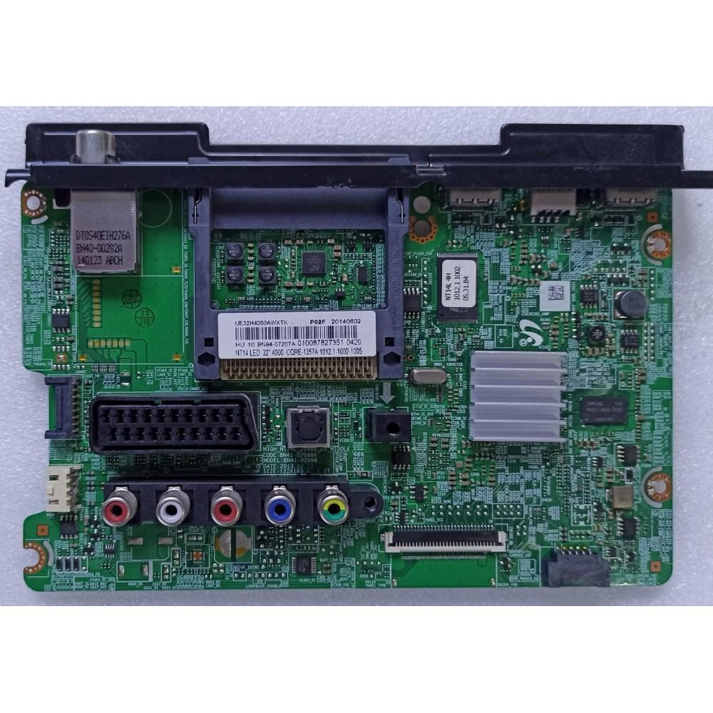BN94-07207A, BN41-02098A, BN94-07207, HH032AGH-R1, Samsung UE32H4000 ANA KART