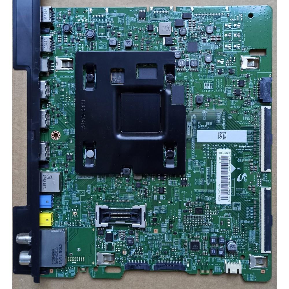 BN94-12486R, UE55MU7000UXTK ANA KART, MAIN BOARD, BN41-02568B