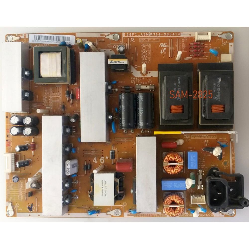 BN44-00341A, BN44-00418A, I46F1 ASM, Inverter Board, LE46C530F1, LE46C550J1F, LN46C550, SAMSUNG, LE46C650L1, LE46C652L2, Besleme, Power Board