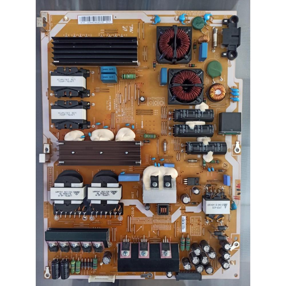 BN44-00744A, L65C4L_ESM, PSLF321, PSLF321C06A, Samsung UE55HU8500L Power Board, Besleme