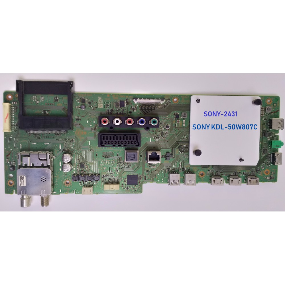 1-980-805-31, 173611531, A2069641B, SONY BMX2, Sony KDL-55W805C, Main Board, Ana Kart