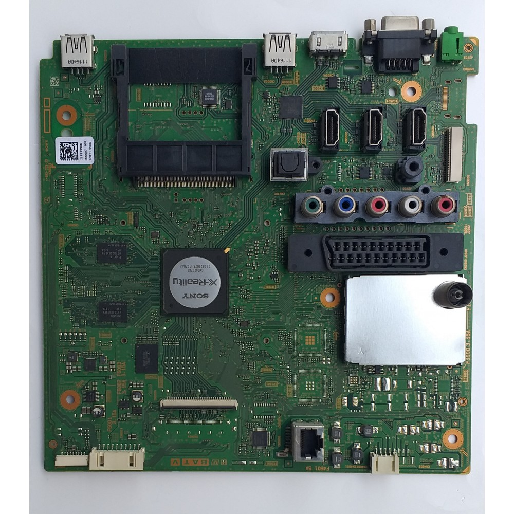 1-883-753-33, 11819990D, Sony KDL-32EX421 Main Board, Ana Kart