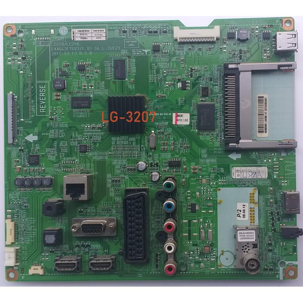 EAX64317403(1.0), EB62082697, EBR74499334, LG 32LS5600, LG Anakart, Mainboard