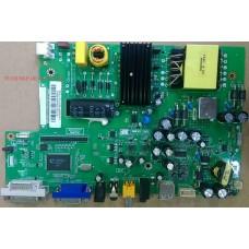 16AT017 , Y M ANAKART 16AT017 32 V1.0 MNL , SUNNY SN032DLD16AT017-AM Main Board Ana Kart