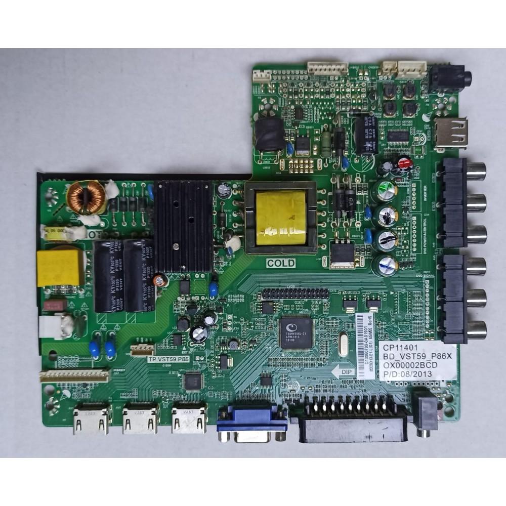 TP.VST59.P86, D13050799, 0A00481, M320X13-E1-L, Premier PR32B30, Ana Kart, M320X13-E1-L(G1)