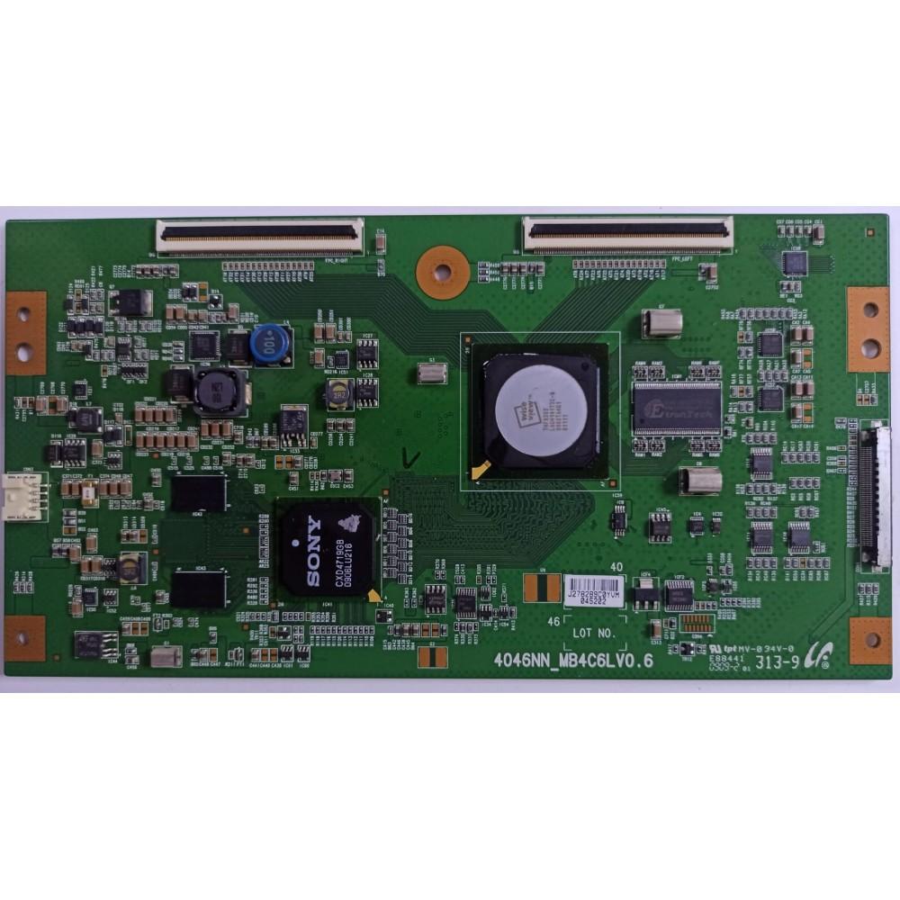 4046NN_MB4C6LV0.6, LTY400HF05, SONY KDL-40V5, SONY KDL-40W5500, SONY KDL-40VE5, TCON BOARD