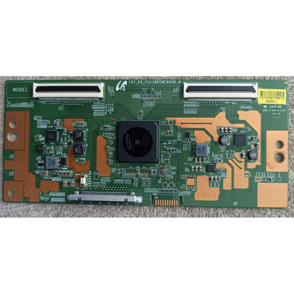 15Y_65_FU11BPCMTA4V0.4, T-CON BOARD, VESTEL 65UD8900 TCON