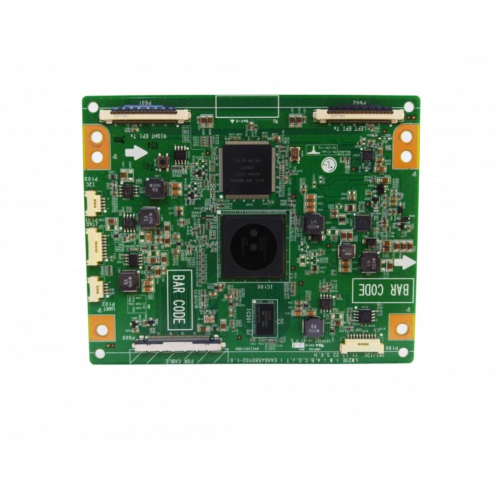 EAX64583702-1.0, EBT62050903, 47LM860-FRC, LG, TCON BOARD, LOGIC BOARD