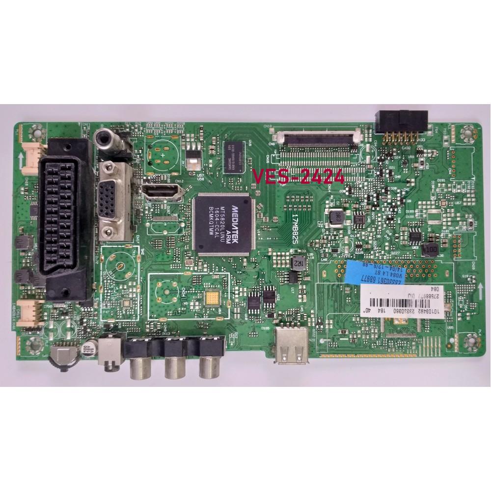 17MB82S, 23330360, 23330361, Finlux 40FX210 FM, VES400UNDS-2D, Main Board, Ana Kart