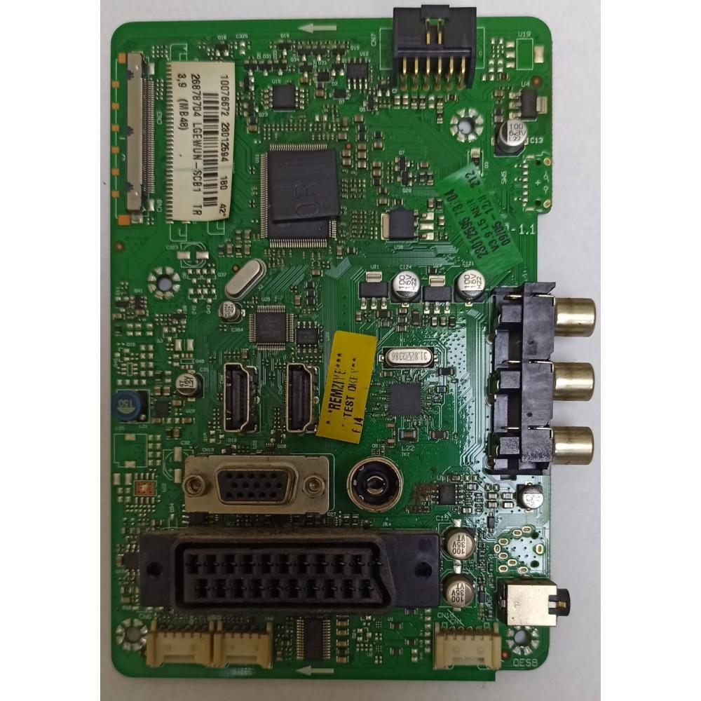 17MB48 1.1, 23012594, 42VF3010, LC420WUN SCB1, VESTEL MAINBOARD