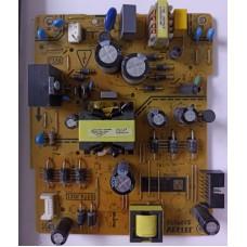 17IPS12, 23321125, VESTEL, VES400UNDS-2D-N01, POWER BOARD, BESLEME KARTI