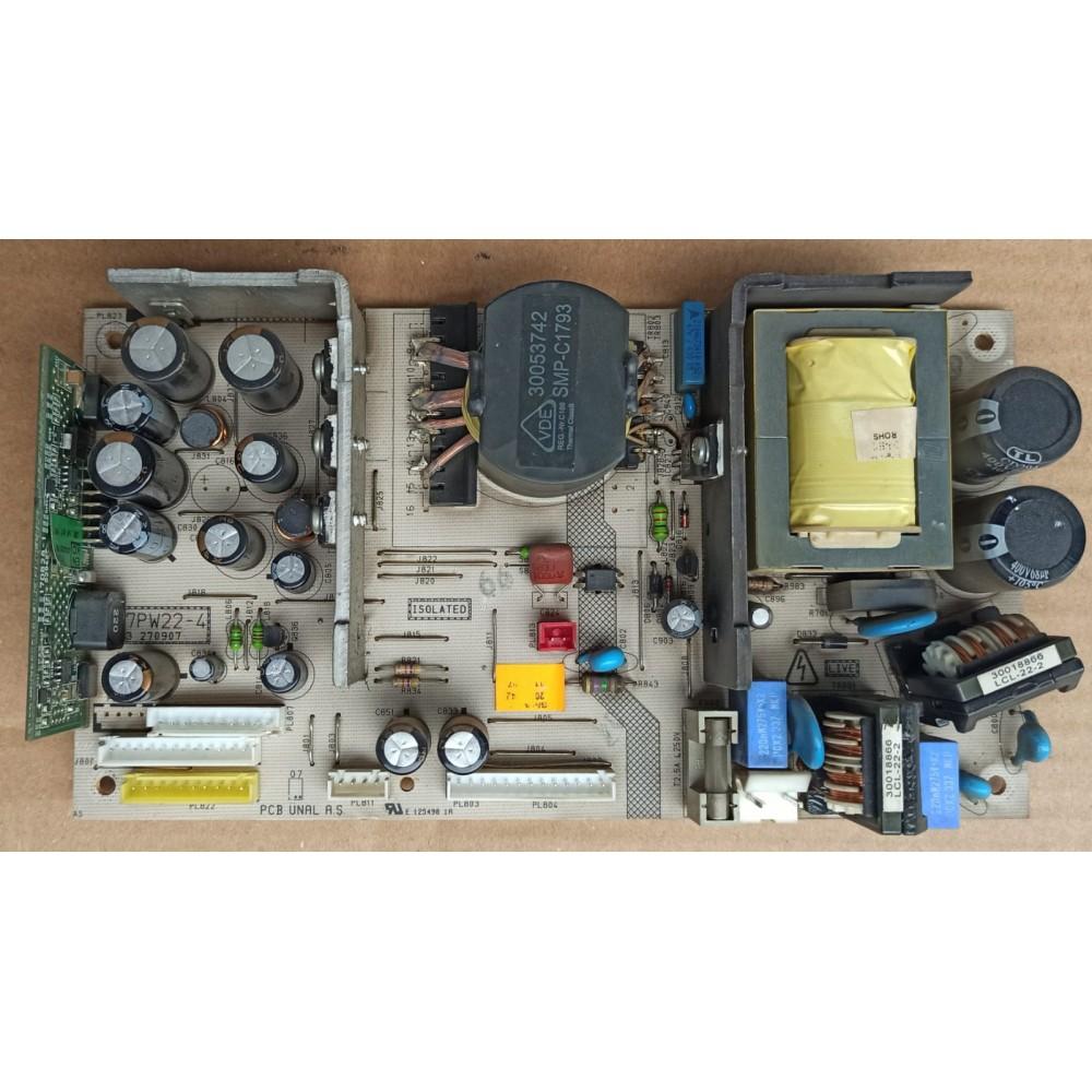 "17PW22-4, 20401071, VESTEL 26"" POWER BOARD, BESLEME KARTI"