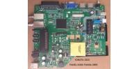 LDD.M3663.A75 , Yumatu Main Board , Ana Kart